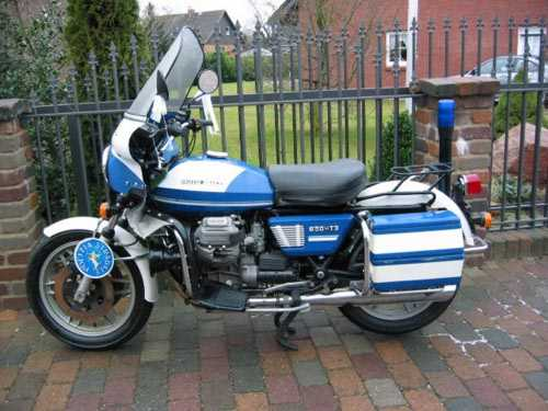 850 T3 Polizia in kpl.Ausstattung